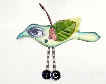 Beaky Bird 1