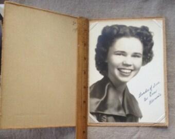 Vintage Portrait 1950's