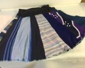 SALE - MEDIUM adult sweater skirt
