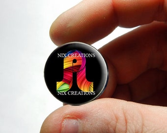 25mm 20mm 16mm 12mm 10mm or 8mm Glass Cabochon - BassNectar Pretty Lights - Design 11  - for Jewelry and Pendant Making
