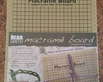 "Beadsmith Large Macrame Board 11-1/4"" x 15-1/2"""
