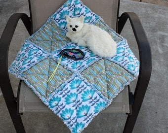 Cat Bed, Cat Bedding, Cat Accessories, Dog Bedding, Fabric Cat Bed, Travel Cat Bed, Colorado Catnip Bed, Cat Blanket With Toy, Cat Comforter