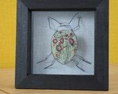 Small Picasso Shield Bug Wire Picture