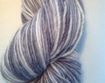 Jolie Hand Dyed Aran yarn