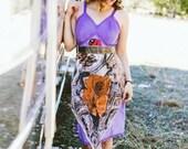 Rubypearl Enchanted Rock Slip Dress