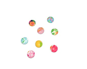 Lilly Pulitzer Covered Magnets Collector Edition