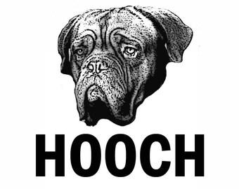 Turner & Hooch Tribute T-Shirt