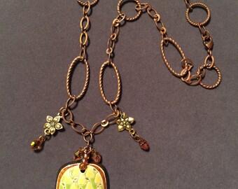Necklace Ceramic