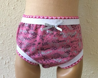 18 inch Doll Clothes - Underwear for Dolls - Re-purpose - Re-use -