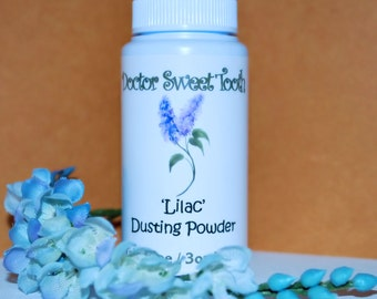Lilac Dusting Powder 3oz (Talc Free)