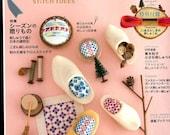 STITCH IDEAS Vol 22 - Japanese Embroidery Craft Book
