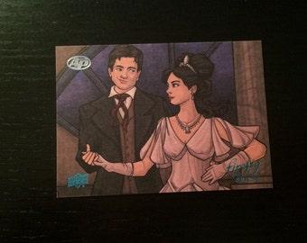 2015 Upper Deck Firefly: The Verse trading cards - Karen Hallion- Card Number 32