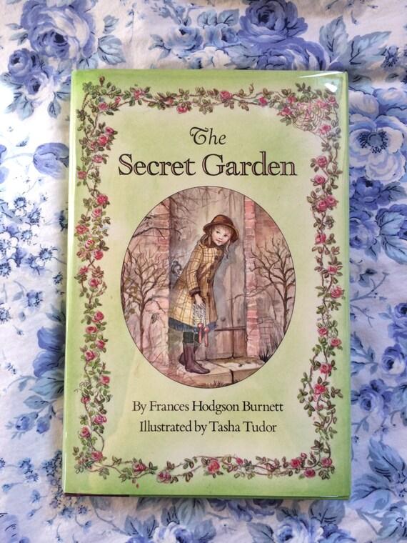 The Secret Garden By Frances Hodgson Burnett Illustrated By