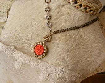 Isadora Locket Necklace