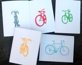 Pretty Bike Notecards