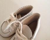 3 Soft Sided Baby Shoes Destash Altered Art Steampunk Supplies Vintage