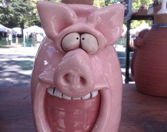 Pig Soft Soap or Lotion Dispenser