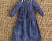 Bluebell Mori Girl Jacket for Blythe
