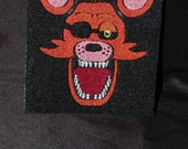 Foxy from Five Nights at Freddy's Iron On Patch