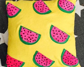 Watermelon cushion