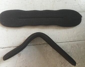 MEDIUM-  Wavy Padded Roll For Dressing Historical Hair