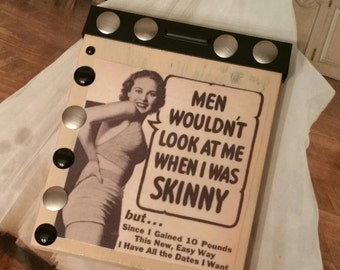 Cigarette Case/The Real Skinny