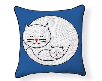 Little Kitty Pillow