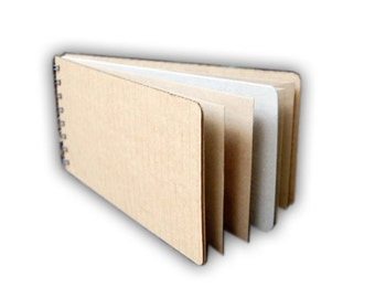 Scrapbook  Album Chipboard Plain Jane Basically Bare  - kitsnbitscraps