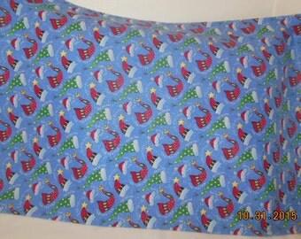 Christmas Hats Pillowcase
