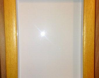 """Shadow Box Object Frame Pine 4 x 6"""""""