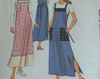 Kwik Sew Misses Jumper Dress Pattern 2810