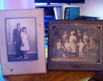 Vintage Wedding photos 1930-1940's
