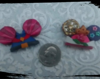 Centers Prince Philip and Aurora Boutique Bow