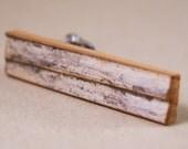 Barnwood Tie Clip - Unapologetically Rustic