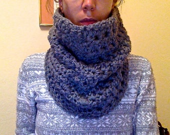 All in one Cowl/Scarf/Hat/Skirt
