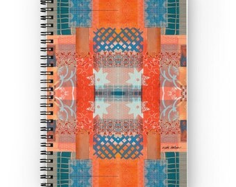Spiral Notebook, Best Notebook Writing, Unique Back to School Supplies, Going Off to College Gifts, Back to  School Student Gifts, Notebook