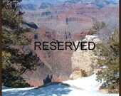 Reserved for Rebecca, please do not buy unless you are Rebecca, thank you.