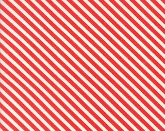 Handmade (55145 11) Red Candy Stripe Bonnie & Camille