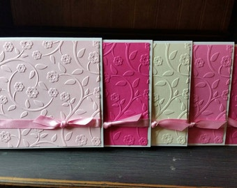 Paper Handmade Greeting Cards, Handmade Cards, Hostess Gift, Note Cards, Paper Greeting Cards, Handmade, Under 10 dollars