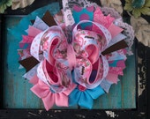 Fairy OTT boutique hairbow infant toddler