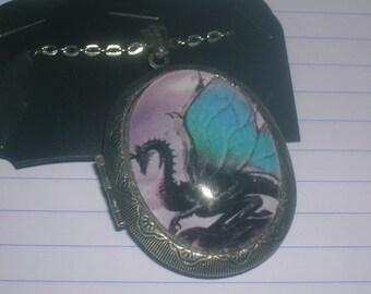 dragon locket