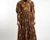 ON SALE Historic 1800s GOWN Victorian Era Dress