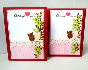Owl Always Love You Card,Funny Love Card,Mothers Day card,For my Wife Card,For my Husband Card,For my partner Card,Love card,I love you card