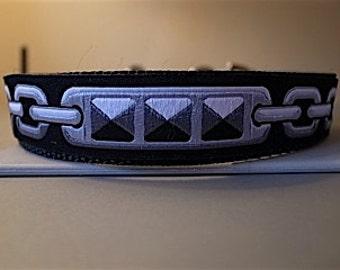 Tough Dog Collar - Whippet/JRT/Labrador/Vizsla/Poodle/Other Breed - House/Martingale/Side Release Buckle
