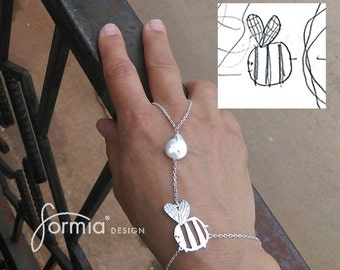 Hand chain with your design