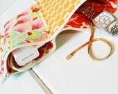 Charger Cord Cubbies|Zipper Bag for Chargers|Phone Cord and Tablet Makeup  Bag|Travel Bag for Chargers or Jewelry | Pouches for chargers
