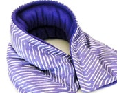 Rice Heating Pad, Microwave Rice Bag, Heat Pack, Hot Pack Cold Pack, Microwave Neck Wrap, purple