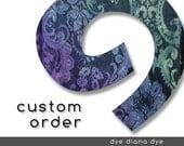 Custom Order for MS