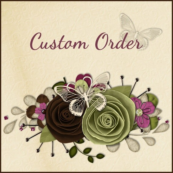 Custom order for kmunozcano