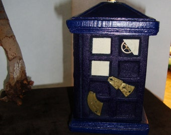 Doctor Who desktop journal T.A.R.D.I.S
